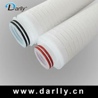 0.3 micron pleated cleaning equipment filters cartridge