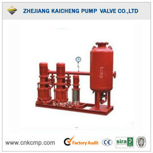 Complete Automatic Fire Fighting Water Supply Equipment