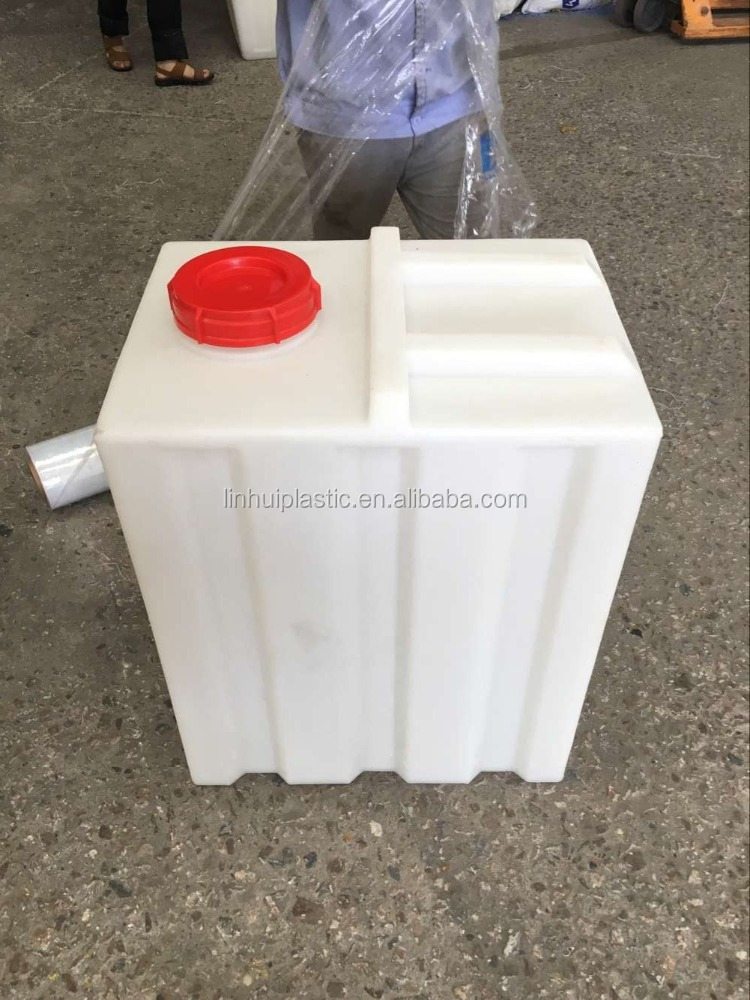 Customized hot selling 200L Plastic methanol off oil storage square tanks