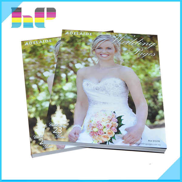 China offset cheap wholesale custom full color magazine printing quotes