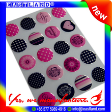 Self Adhesive Customized Sticker Dots for Decoration
