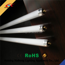 red/yellow/blue/green T5 21W color fluorescent lamp tube