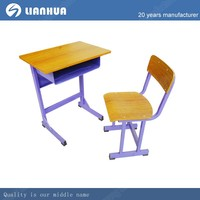 school children chair and table/desk attached