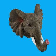 abstract mordern polyresin elephant sculpture for sale