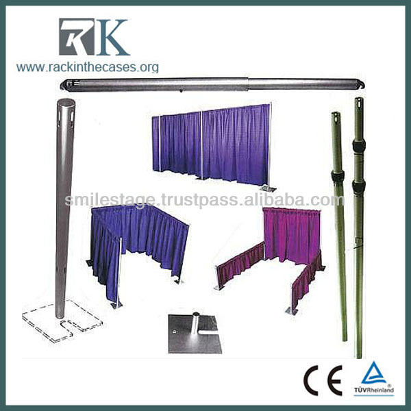 2013 RK telescopic pipe and drape - Backdrops Drape Packages