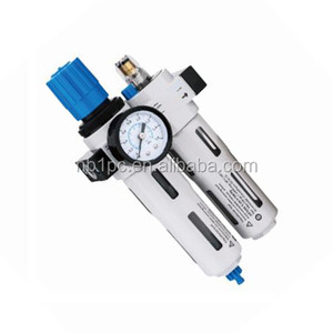 OU Series Festo type filter 40um or 5um Pneumatic Component Air Filter Regulator Air Source Treatment Units