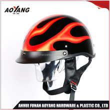 Factories Price Alibaba China Market Half Helmets Dot Approved