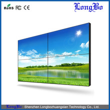 2016 hot sell 55 inch 3x3 3.5mm cheap led video wall panel on sale