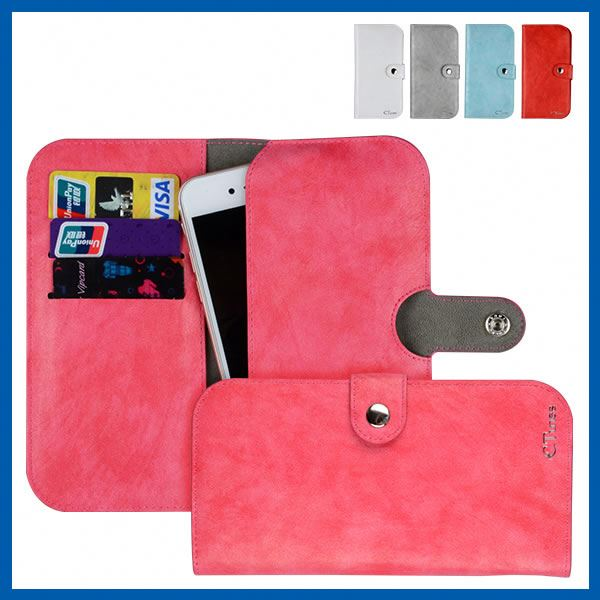 new products leather phone case for samsung galaxy mega 5.8 i9150 i9152