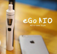 New arrival Electric cigarette 19mm ego aio pen kit electronic