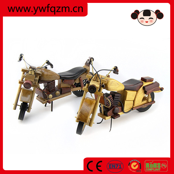 china wood crafts sport motorcycle