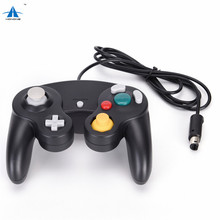 For Gamecube Controller USB Wired Handheld Joystick For Nintendo For NGC GC Controller For PC Gamepad