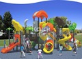 Kaiqi Group Sea Sailing Series KQ60021popular amusement park plastic commercial outdoor playground equipment