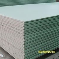 37# China supplier 12.5 mm thickness gypsum ceiling board for sale