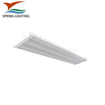 2FT UL cUL 150W Linear LED High Bay Light for shop work lighting area