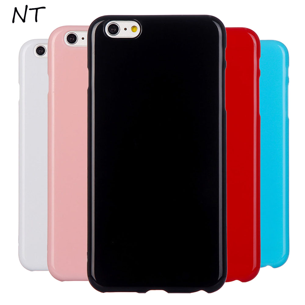 hot selling high quality for samsung & iphone TPU soft blank unbreakable celll phone case