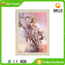 Wholesale 5D Diy Crystal Full Diamond Painting Young Sexy Girl Cross stitch