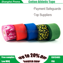 Waterproof Cotton Athletic Tape plaster of paris for orthopaedic