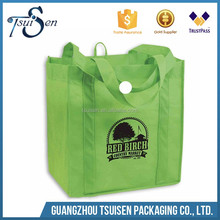 fashion design cheap custom promotional recycled non woven bag