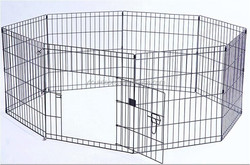 Wholesale making factory of metal wire dog kennels