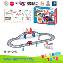 high speed electric toy train set