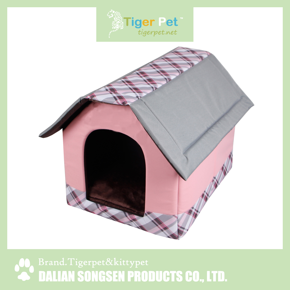 China high quality new arrival latest design cheap indoor modern dog house