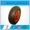 Expert Soild Rubber Wheel in High Efficiency