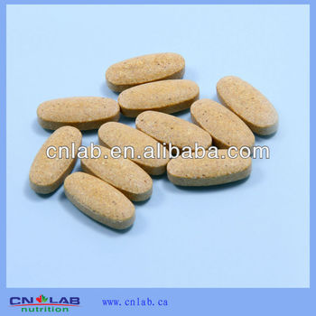 OEM glucosamine and chondroitin tablet supplement