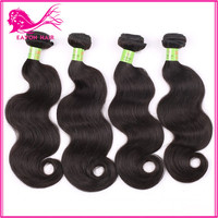 Natural colour and can be dye ed the colour as your favourite peruvian wavy walmart hair