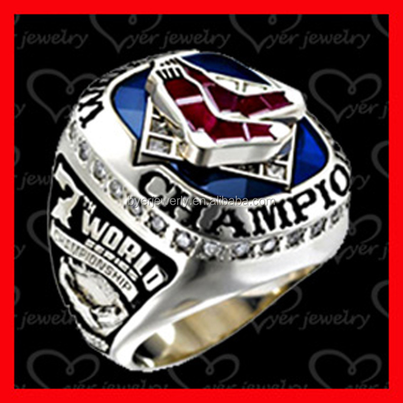 New moldel Baseball replica Boston Red Sox championship ring for sell