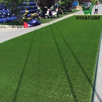 VIVATURF Anti UV Synthetic Garden Turf Landscaping Artificial Grass Price