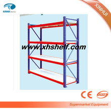 Heavy duty with good quality metal warehouse rack and steel racks accept OEM