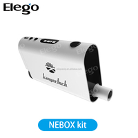 Original Kanger Nebox 60w starter kit temperature control e-cigarette