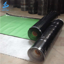 Customized drainage environmental highway TPO PVC SBS PE polyethylene bitumen flexible waterproof roll for construction