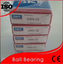 Single Row SKF 6303 Deep Groove Ball Bearing 6303 SKF Brand Original