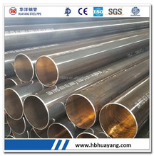 China Round ERW steel pipe and tube for oil and gas industry