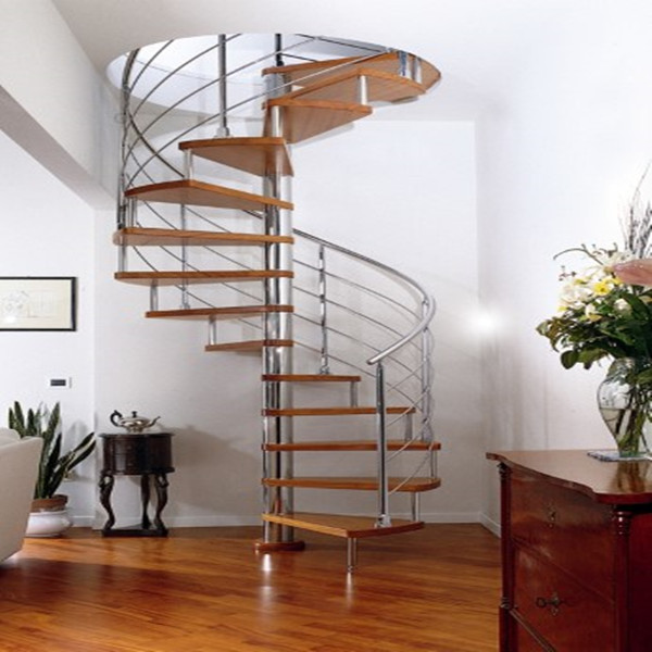Indoor Spiral Staircase Kits Canada PHOENIX Spiral Staircase Kit