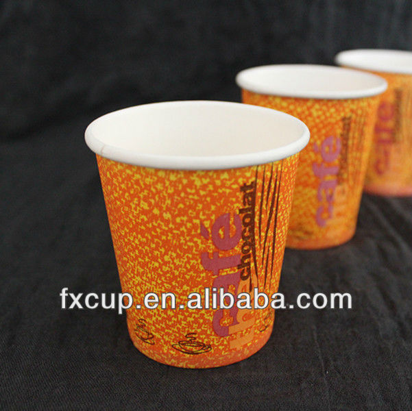 Lowest Price 150cc coffee paper cup for wholesale