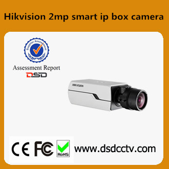 Hikvision DS-2CD4026FWD Darkfighter Ultra Low-light WDR intelligent ip box Camera