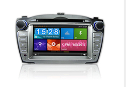 2 Din Car Radio with Navigation for Hyundai IX35 Support wifi STC-8255