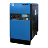 The automatic screw air compressor with dryer and tank for construction machinery spare parts