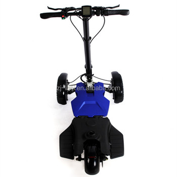 High Quality Three Wheel Electric Scooter With Seat
