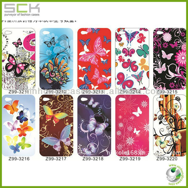 for iphone 5 Butterfly OEM Bling original design case
