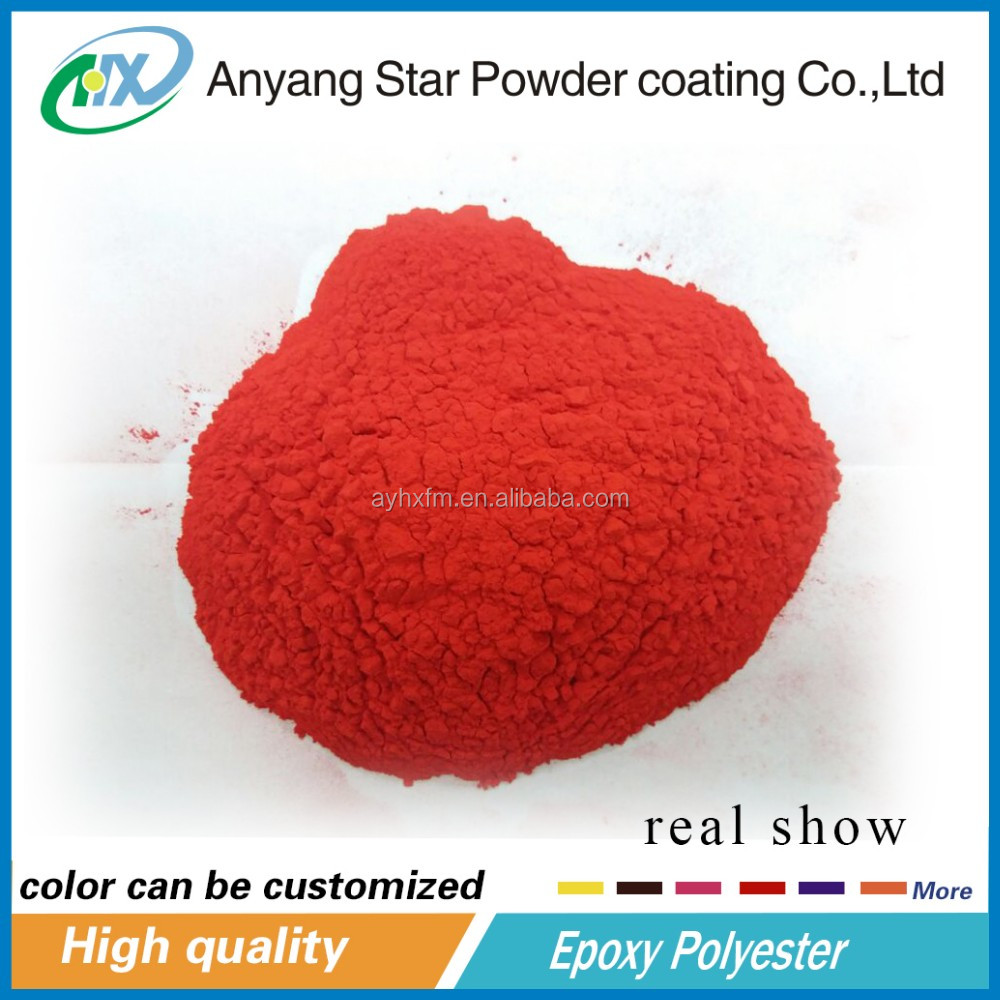 thermoplastic powder coating and powder coating