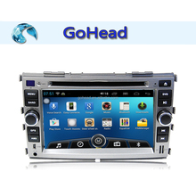 For Kia Forte Rio Android 4.4 Bluetooth Audio Radio 3g Wifi MP3 GPS Car DVD Player