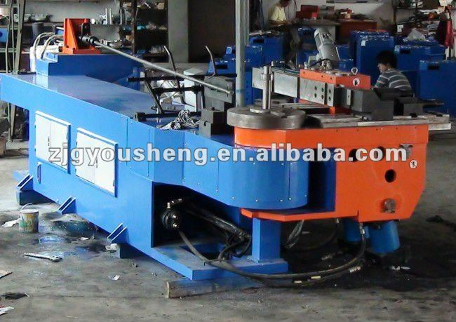 single-head hydraulic pipe bender/large pipe machine