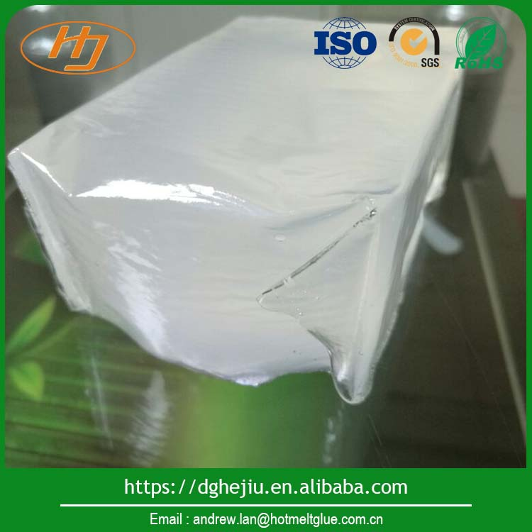 China skin adhesive glue factory Synthetic resin and SIS resin adhesive glue