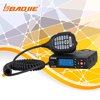 BAOJIE BJ-218 mini Car Radio Walkie Talkie