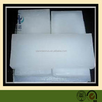 Wholesale KUNLUN brand Cheap Fully Refined Paraffin Wax 56/58 For Candle Making