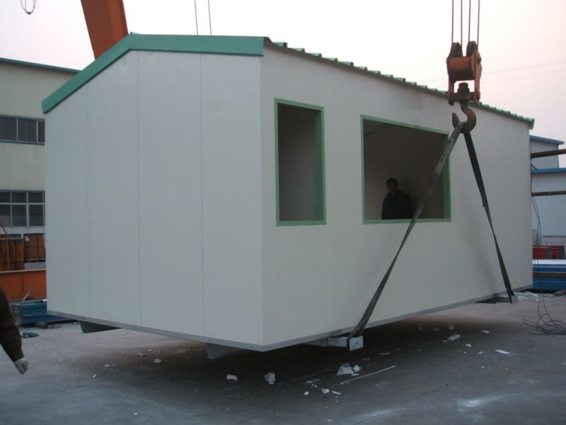 IS9001 whole lifting portable shelter